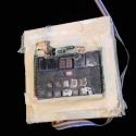 Handmade remote control 1978