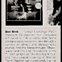 """Musician Player and Listener"" Mag. 1981-David Fricke review"
