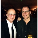 Ben with old Toronto pal Paul Shaffer